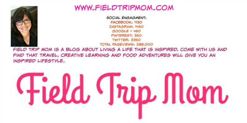 Field Trip Mom Social Media Information