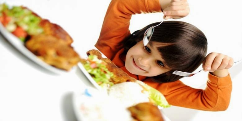 Not Substitute milk Solid Foods for Kids