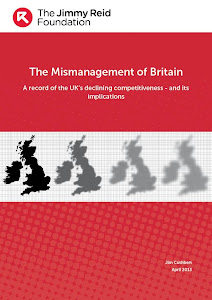 The Mismanagement of Britain