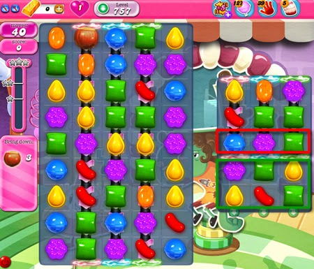 Candy Crush Saga 757