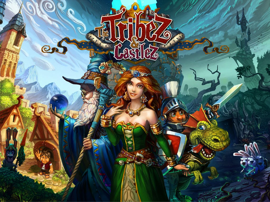 The Tribez & Castlez Hack Gems & Coins Update 23/10/2015