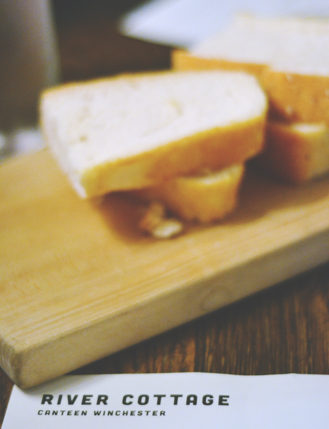 River Cottage Canteen Winchester Bread Board