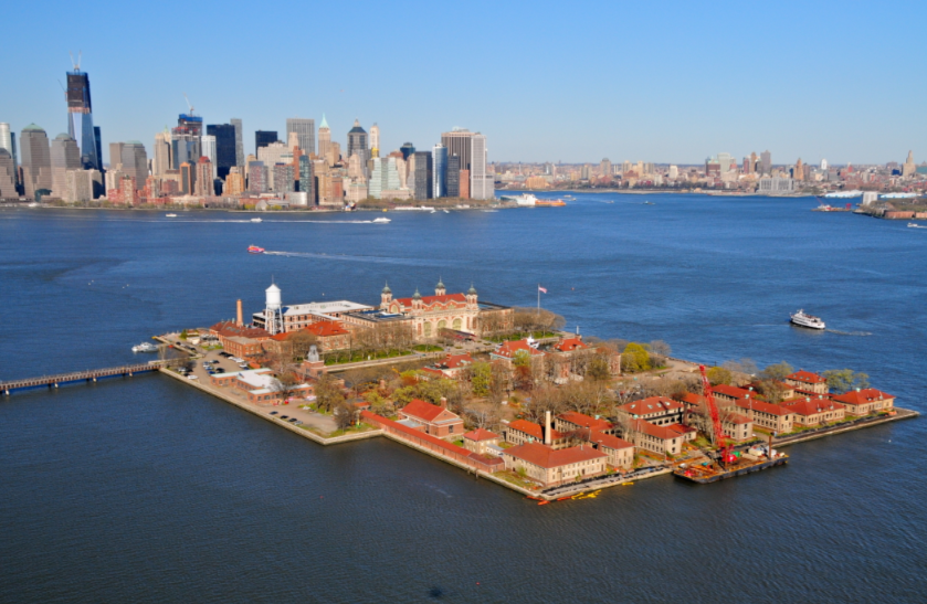 Que Faire D Ellis Island