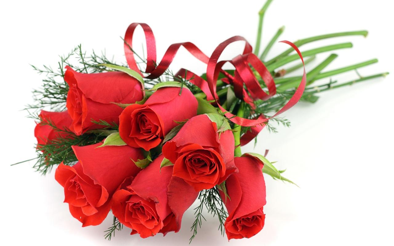 Поздравление с 8-марта для девушки