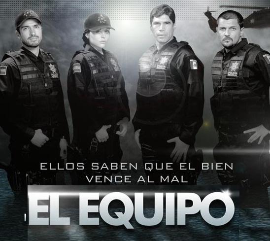 El equipo - Serie Mexicana 2011 [Completa].