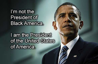 Obama Not President of Black America