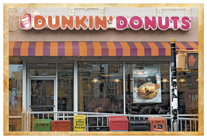 Dunkin' Donuts - Mejores franquicias