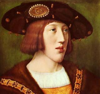 El joven Carlos de Gante