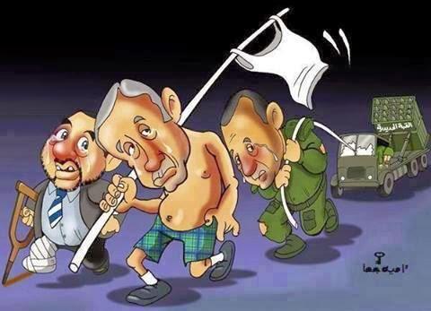 18 Bukti Keunggulan Perlawanan Palestina atas Militer Zionis