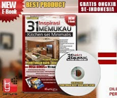 CD 31 Inspirasi Memukau Kitchenset Minimalis