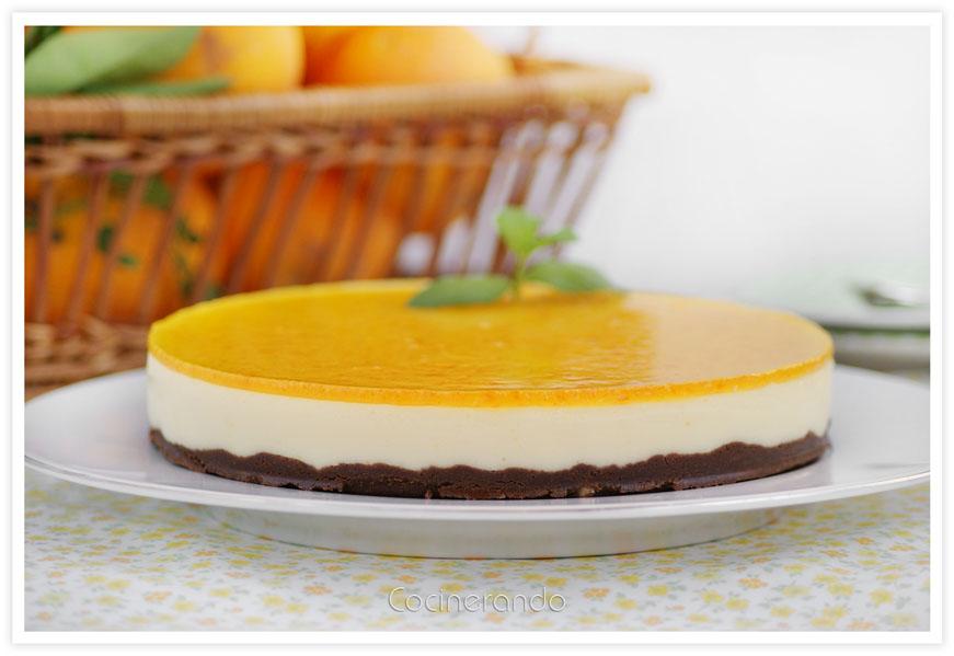 tarta-mousse-naranja