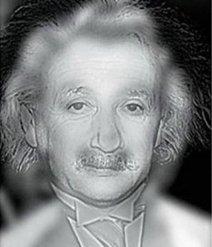 einstein outline