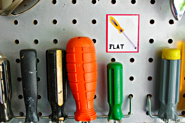 Zink hAppy Tool Organization