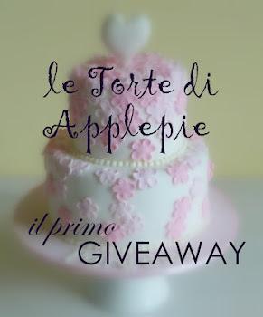 Il giveaway di  le torte di Applepie