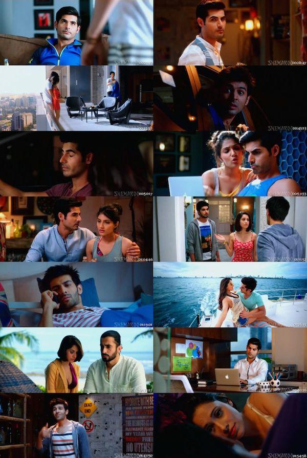 Pyaar Ka Punchnama 2 2015 Hindi DVDRip x264 700mb
