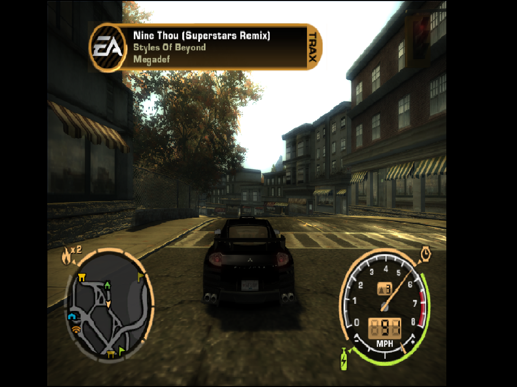 nfs most wanted game launcher download
