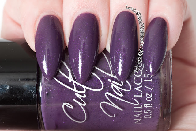 Cult Nails Spontaneous nail polish swatch