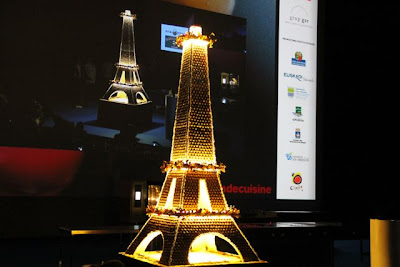 Torre Eiffel de Escribá. Blog Esteban Capdevila