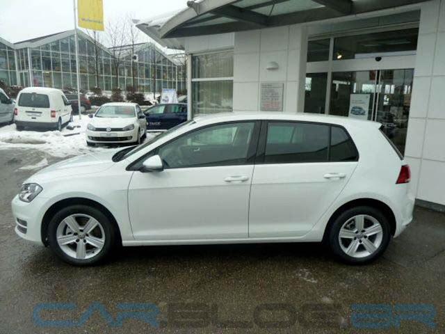 VW Golf G7 2013