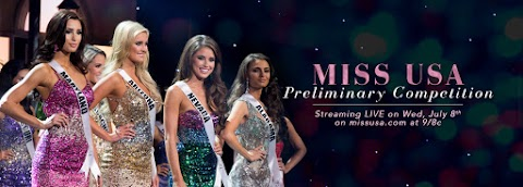 Preliminares Miss USA 2015 en Vivo! (Vídeo)