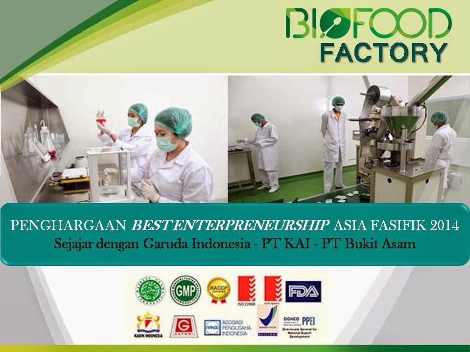 Bisnis MLM Terbaru Miliarder Biofood