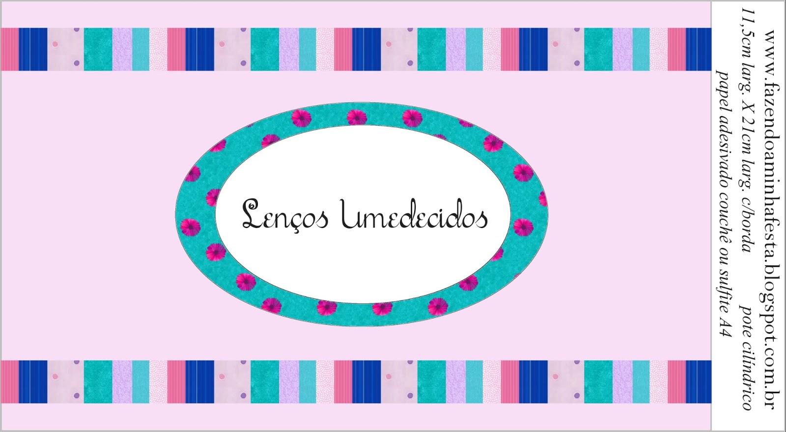 Kit Toillet Banheiro Azul Rosa e Lilás Fazendo a Minha Festa #0C3BA3 1600x879 Banheiro Azul E Rosa