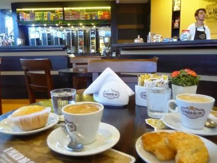 El Palacio del Café - Mercado Agrícola de Montevideo