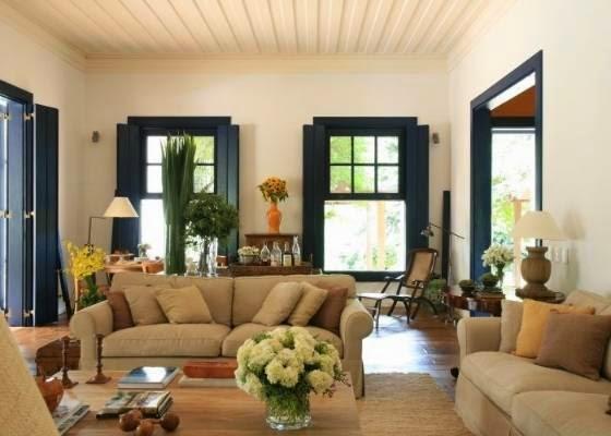 Deixe sua casa parecida com uma fazenda, veja as dicas para decoração com o tema fazenda.
