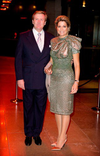 Queen Maxima - Style - JANTAMINIAU - Paris Couture Week