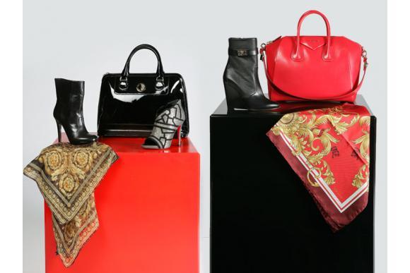 أحذية وحقائب 2013 - إكسسوارات 2013