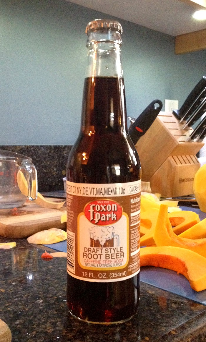 Foxon Park Draft Style Root Beer