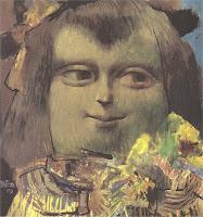 Фернандо Ботеро Мона Лиза, двенадцать лет.