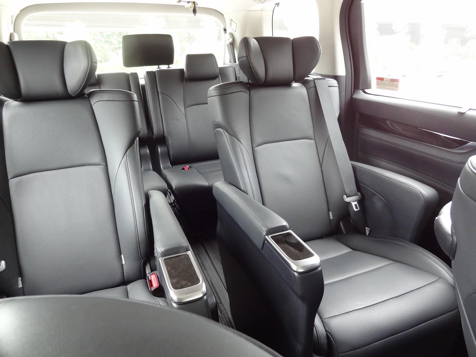 Shaun Owyeong: Toyota Vellfire 2 5 Elegance [Car Review]