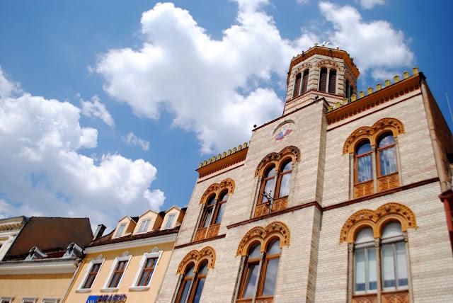 Romania / synagogue / Brasov /