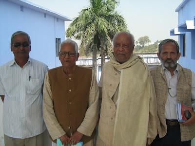 प्रो. मायानन्द मिश्र कें श्रद्धांजलि