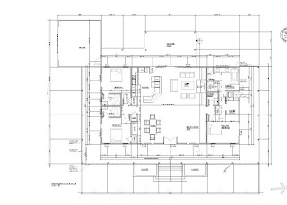 Custom Plans are designed for a home framing package