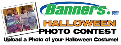 Banners.com Facebook Halloween Photo Contest