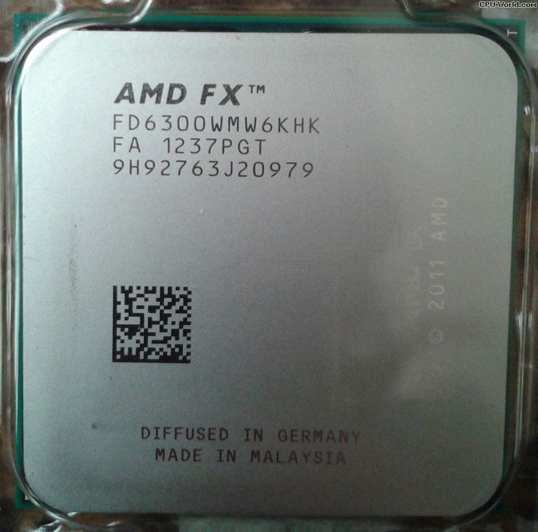 AMD FX-6300: Processor review