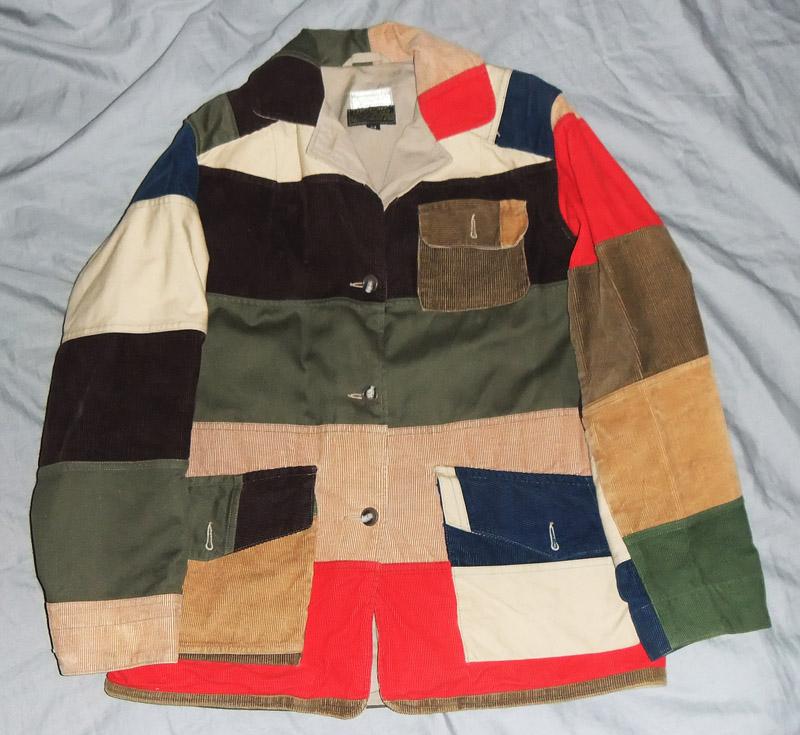 Abercrombie sport coat