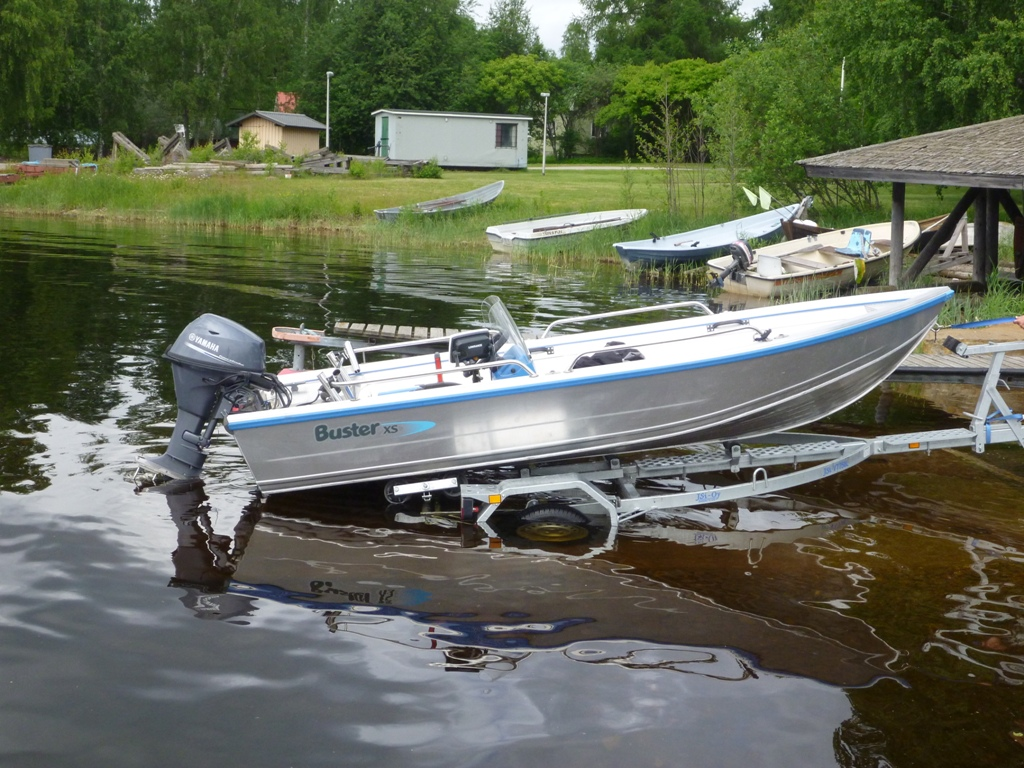 Boat rentals in Finland