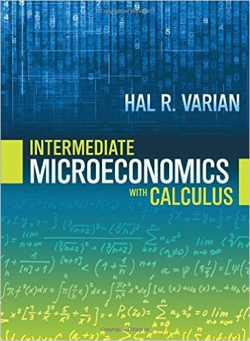 Intermediate microeconomics with calculus hal varian pdf