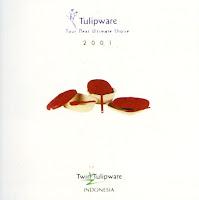 Katalog Twin Tulipware 2001