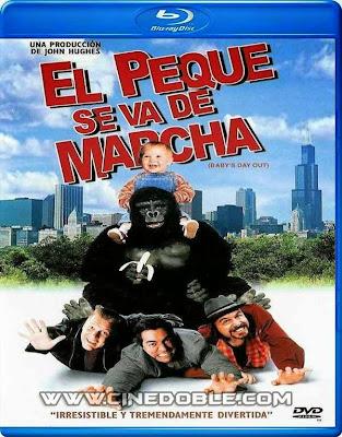 Cuidado: Bebé suelto (1994) 720p Latino