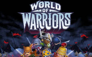Game World of Warriors Mega Mod + Data Apk