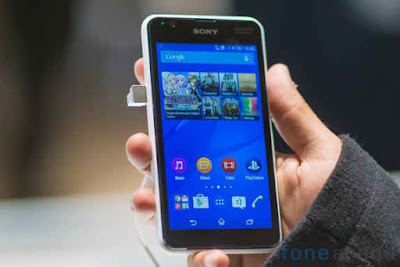 Gambar Sony Xperia E4g Dual