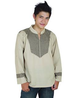 Baju Muslim Cowok Terbaru 2012