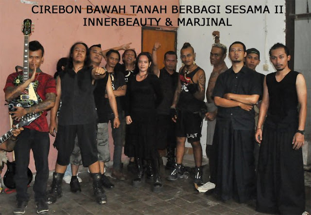 Innerbeauty Vs Marjinal - Metal Vs Punk ( Akur )