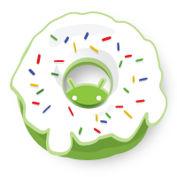 Android 1.6 Donut image