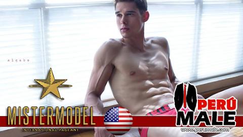 Algo más de Gustavo Mier de Mexico en Mister Model International 2015