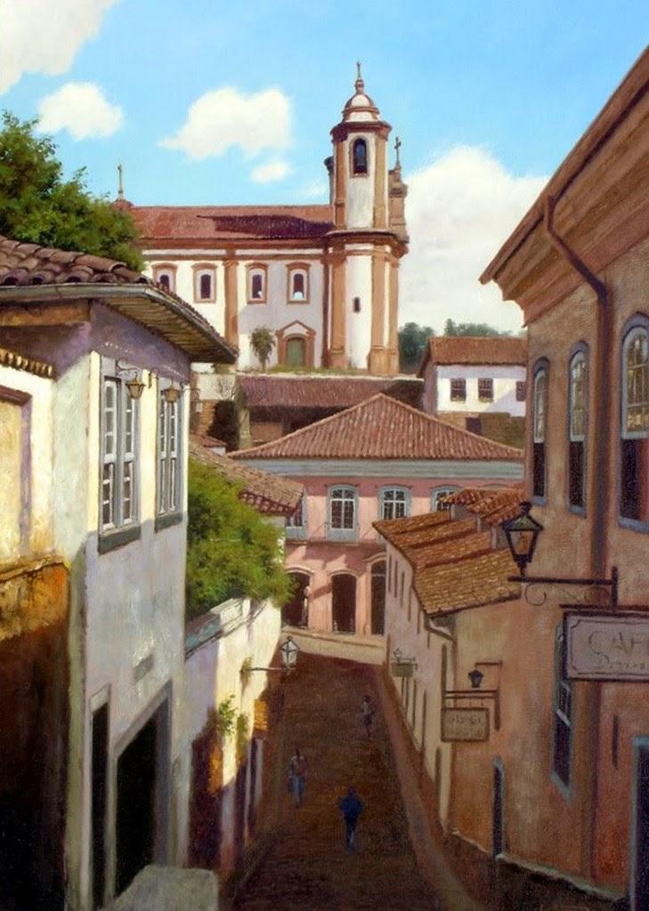 cuadros-realistas-de-paisajes-de-pueblos